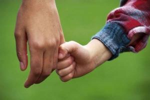 affidamento e adozione