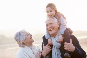 affidamento ai nonni