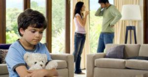 divorzio con figli minorenni