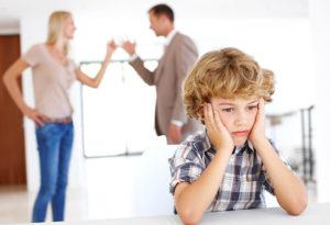 conflitti familiari