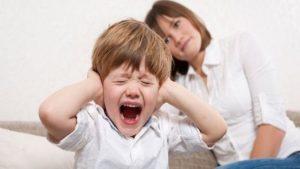 gestione della rabbia nei bambini