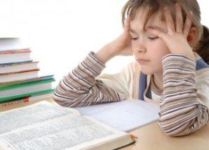 disturbi dell'apprendimento nel bambino