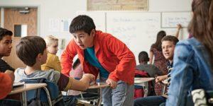 bullismo in classe