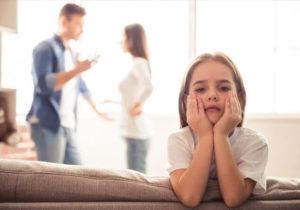 separazione e affidamento dei figli