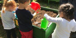 riapertura delle scuole dell'infanzia