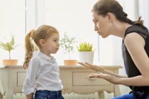 come dire no ai bambini