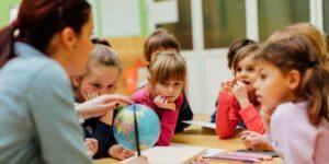 educazione nella scuola